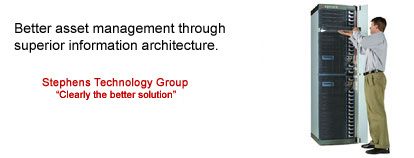 Better asset management through superior information architecture